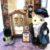 Antique Shop黒猫堂 チェス盤やボトル